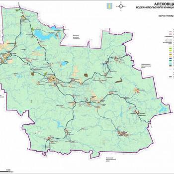 Карта_границ_населенных_пунктов_входящих_в_состав_поселения